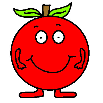 Apple clipart smiley Apple Blackberry And Clip com