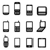Blackberry clipart cell phone Cell sign phone cell No