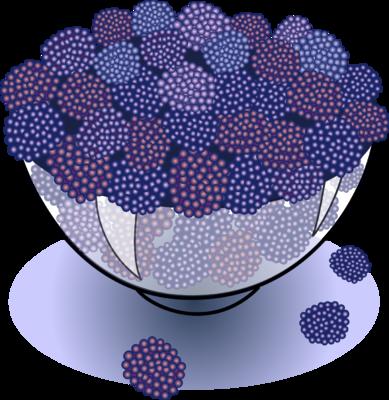 Blackberry clipart more Clipart Art Blackberries Free Free