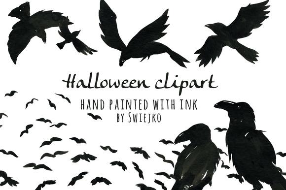 Bird clipart template Bird Template clipart Halloween Kinds