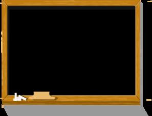 Blackboard clipart Public art domain Chalkboard Free