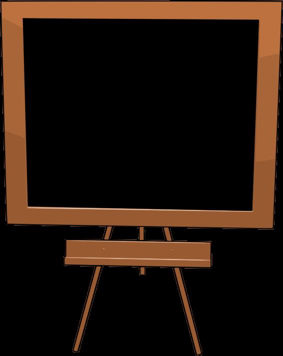 Blackboard clipart Art to · Blackboard Free