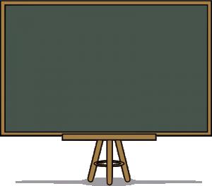 Blackboard clipart Art Download Chalkboard Clip Blackboard