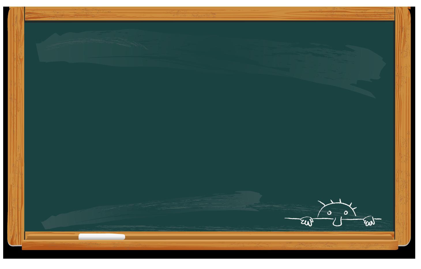 Blackboard clipart long Back Pocket press Blackboard Blackboard
