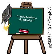 Blackboard clipart whiteboard easel With graduation naughty boy chalkboard