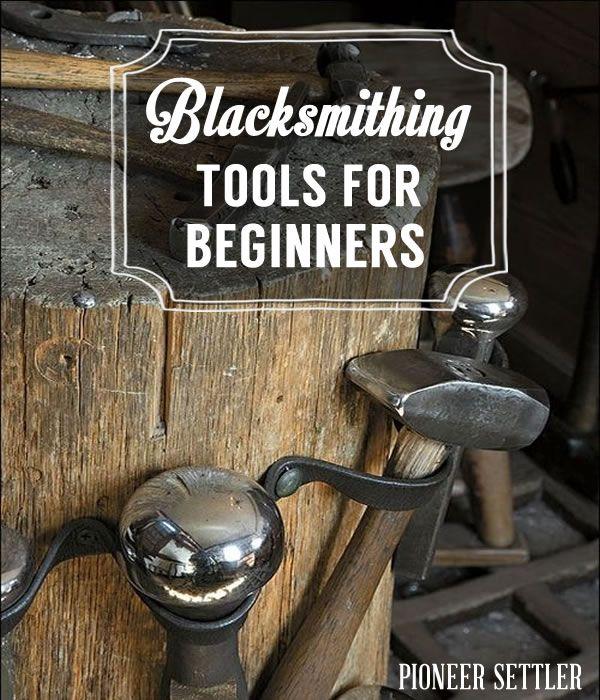 Blacksmith clipart pioneer That ideas Basics tools The