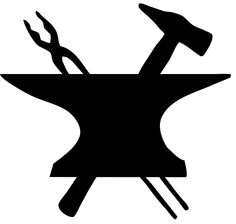 Blacksmith clipart pioneer Symbol Google Wikipedia art jpg