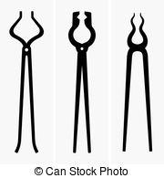 Blacksmith clipart tongs  649 and free 1