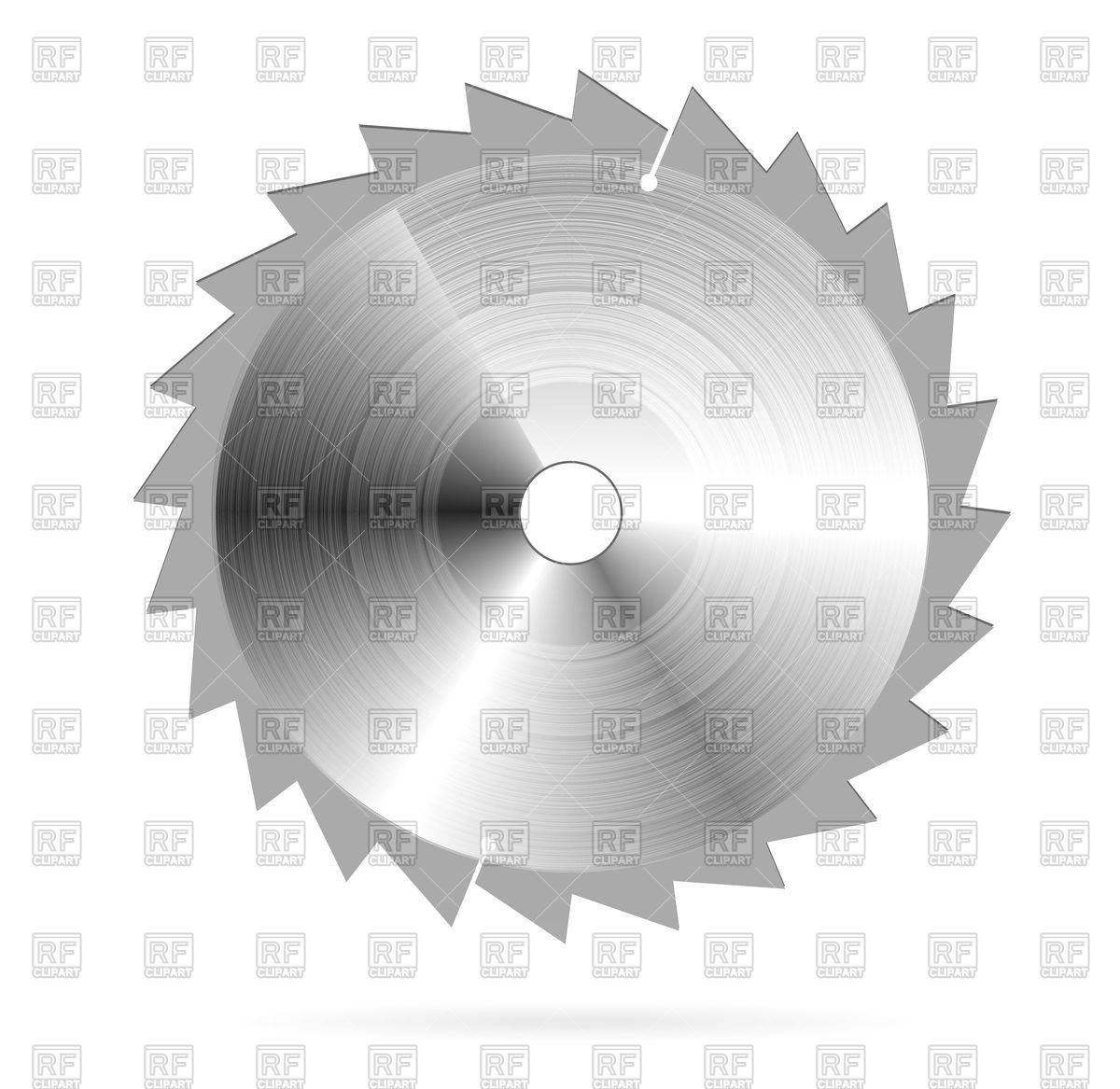 Blade clipart Circular Vector saw blade blade