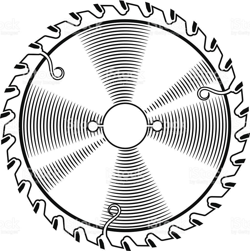 Blade clipart drawing Clipart Table IMGFLASH Saw Blade