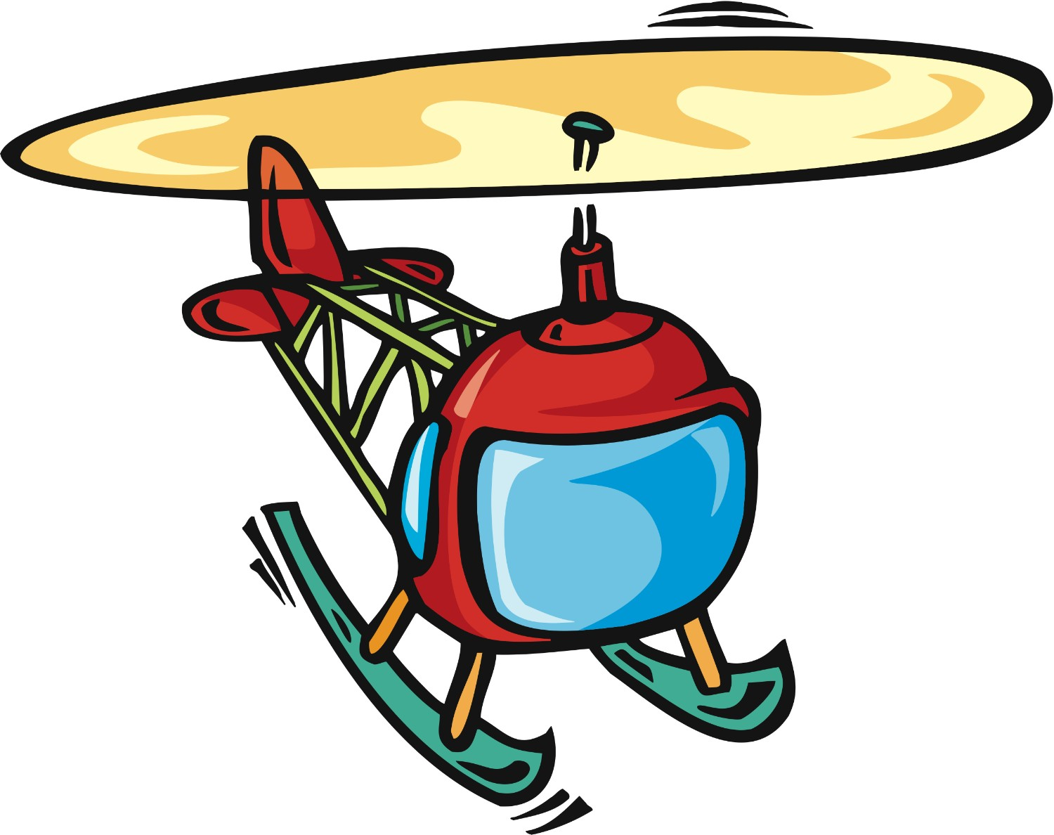 Blade clipart helicopter blade Helicopter Helicopter  The Go