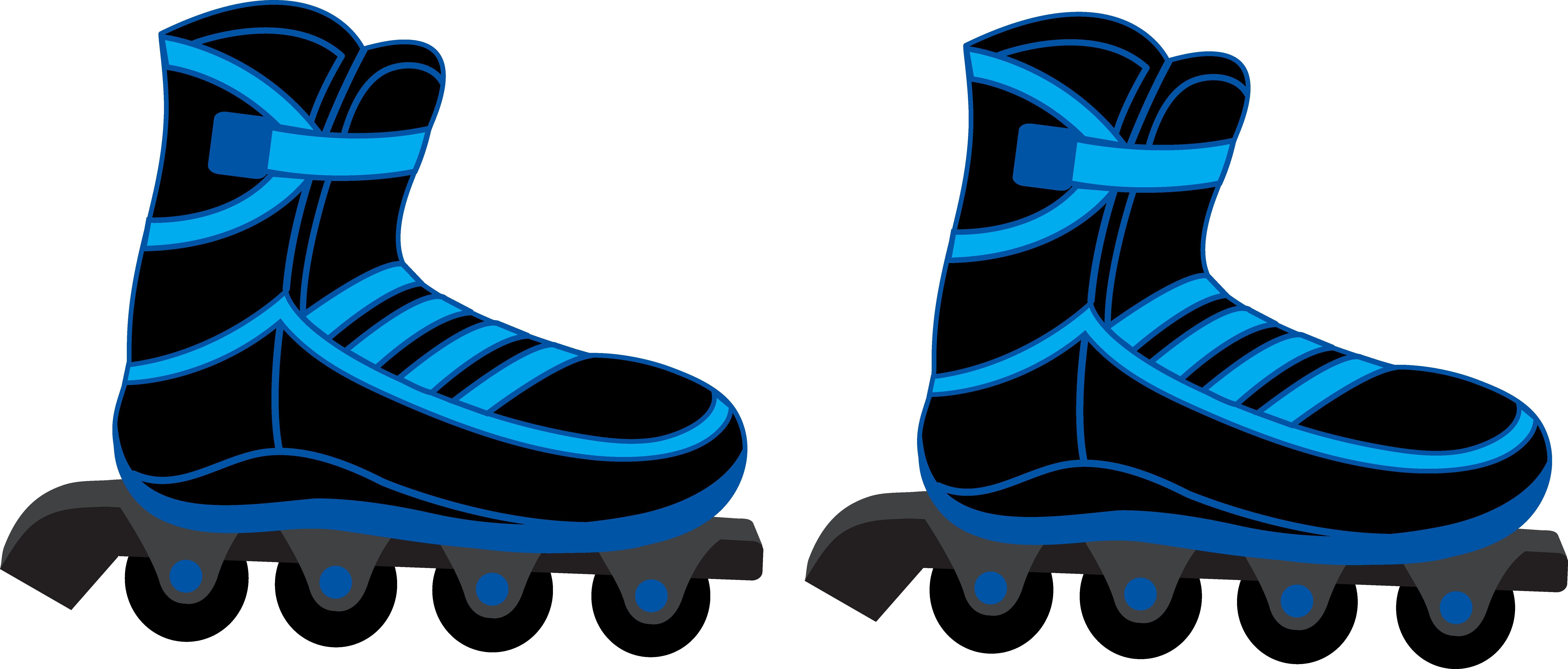 Blur clipart roller skate Roller Clipart skates Roller Clipart