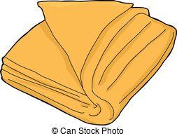 Blanket clipart Towel folded Illustrations illustration cartoon
