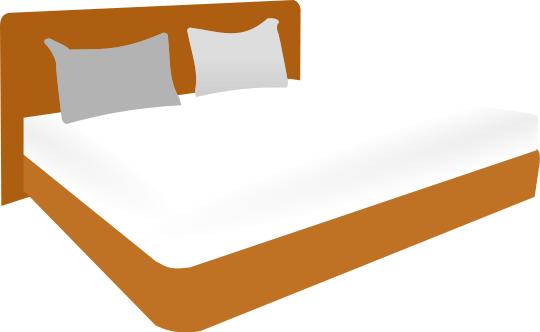Blanket clipart badroom Free 2 Clipart Bedroom Domain