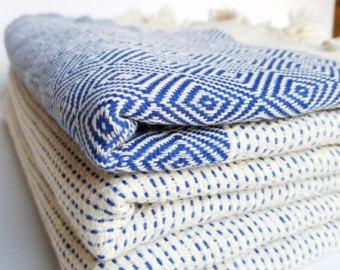Blanket clipart open Bedspread fringed blanket towel towel