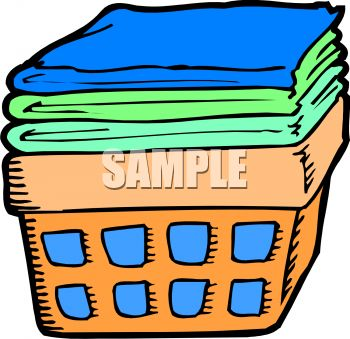 Blanket clipart folded laundry Cliparts Clipart collection folded Laundry
