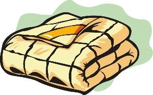 Blanket clipart warm blanket Gallery Clipart And art Blanket