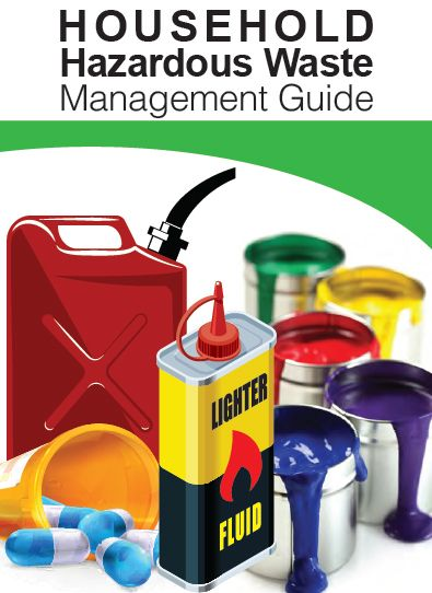 Toxic clipart proper waste management Identify Household Use and 25+