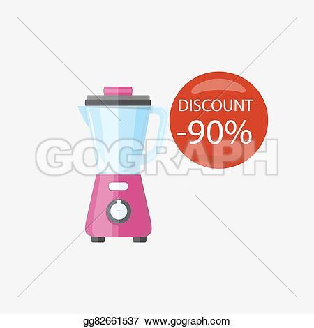 Blender clipart mixer grinder Of Blender Vector household Sale