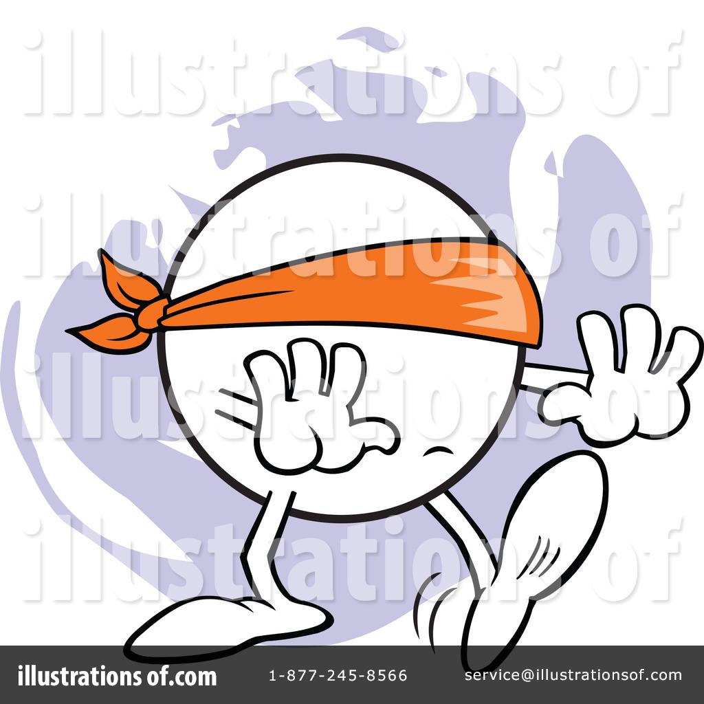 Blindfold clipart Clipart Blindfold by Illustration Illustration