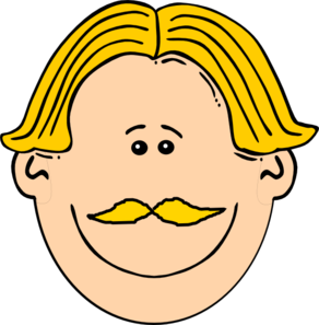 Blonde clipart Clip Blonde Art  Hair