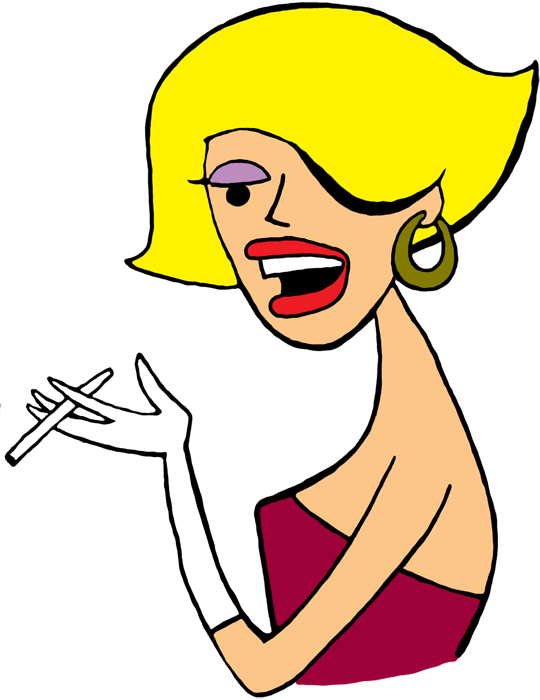Blonde clipart Woman Art Clip clipart Collection