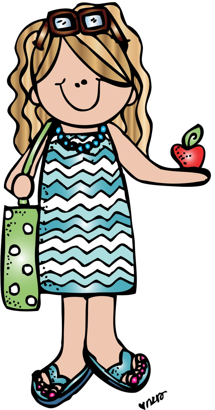 Pretty clipart short dress #11