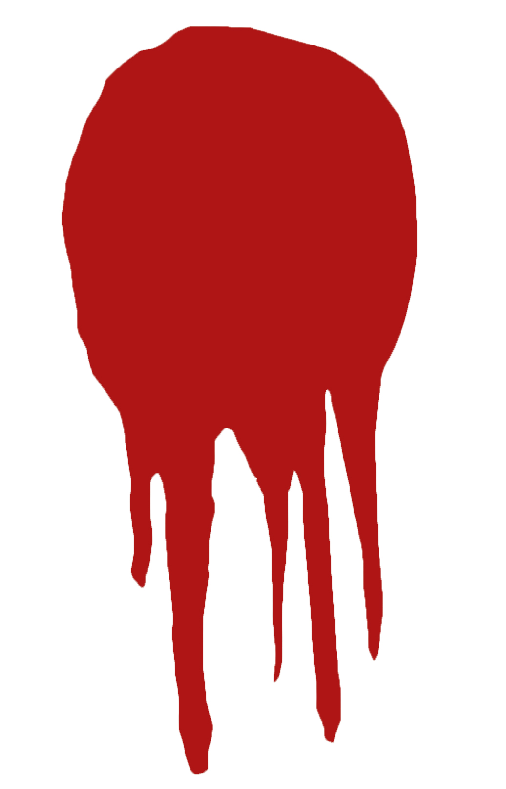 Blood clipart blood drip Art gore blood clker Blood