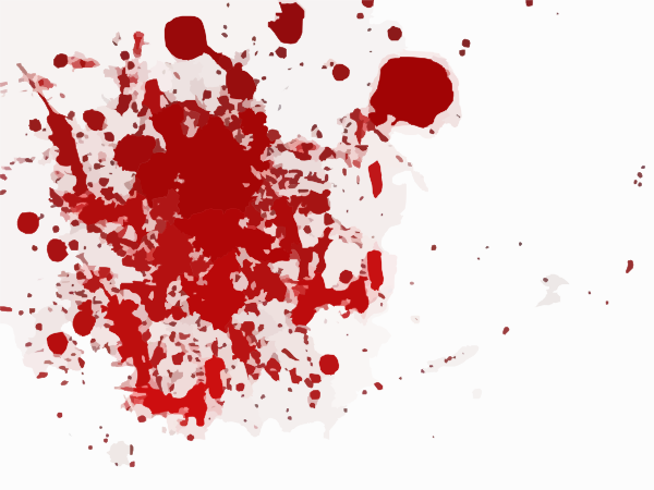 Blood clipart Blood at Splash Download Clker