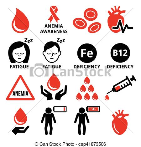 Blood clipart anemia Blood anemia health  icons