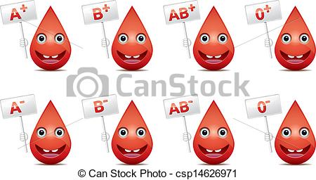 Blood clipart large water drop And clipart Vector Clipart type