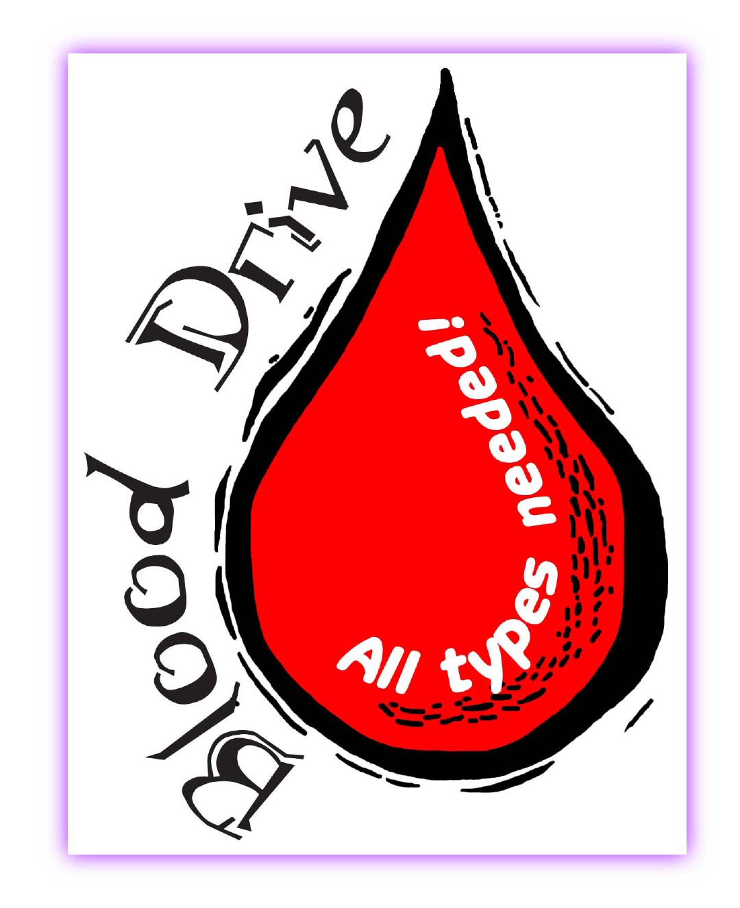 Blood clipart cross Up Radio Red For Donations