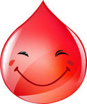 Blood clipart cute Blood Clip and Blood Drawings