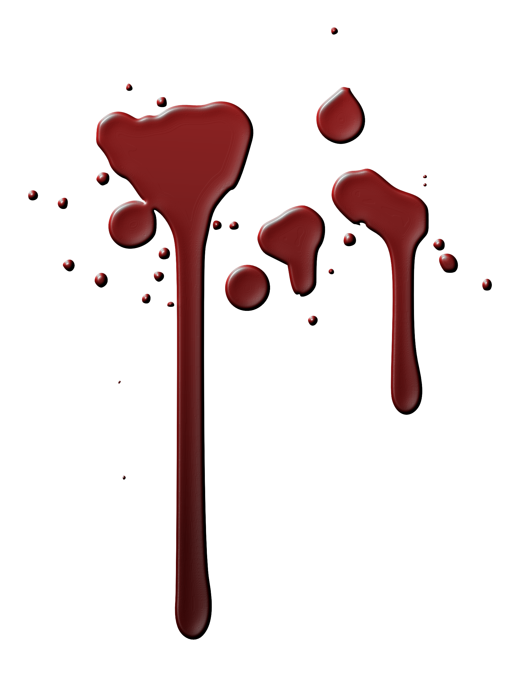 Blood clipart ink drop Isolated Thirty Size noBACKS Photo