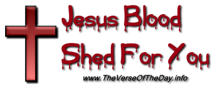 Blood clipart jesus  Sheed For Sheed ::