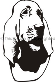 Bloodhound clipart labrador 1 Panda Images Clipart Clipart