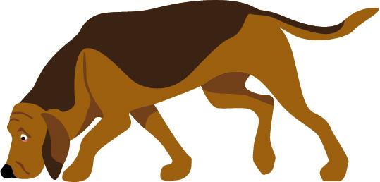 Bloodhound clipart labrador Dog clipart bloodhound the Urban