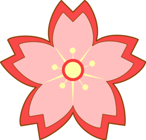 Blossom clipart #14