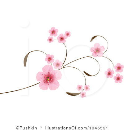 Blossom clipart #13