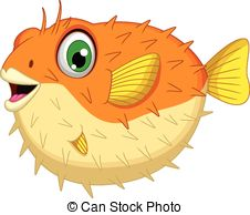 Blowfish clipart Blowfish Blowfish drawings Download clipart