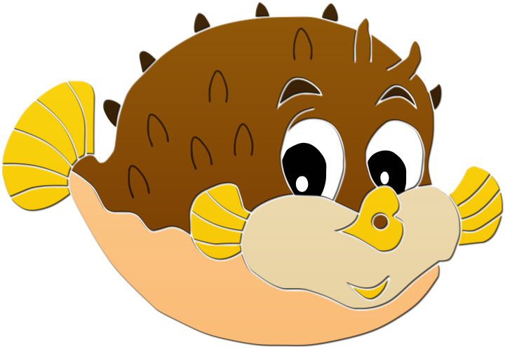 Blowfish clipart green Download clipart Blowfish #11 clipart
