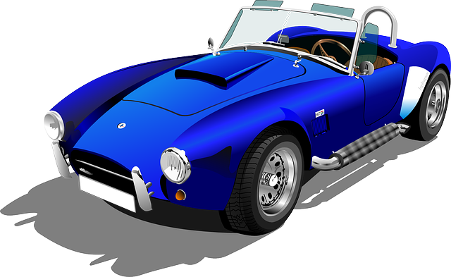 Blue Car clipart Sports to art clip Download