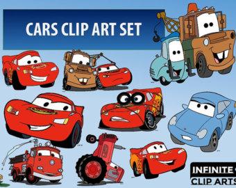 Blue Car clipart disnep Mitten clipart cars Disney clipart
