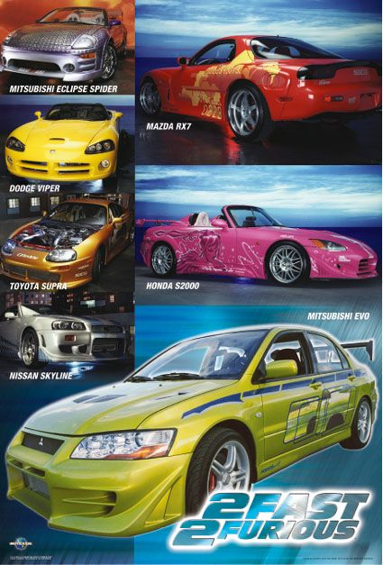 Blue Car clipart fast and furious Images fast Movie Images Car