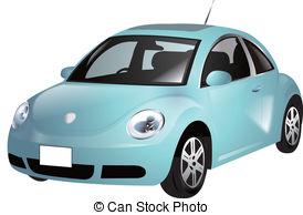 Blue Car clipart mini car Clip Mini 6 Vector car
