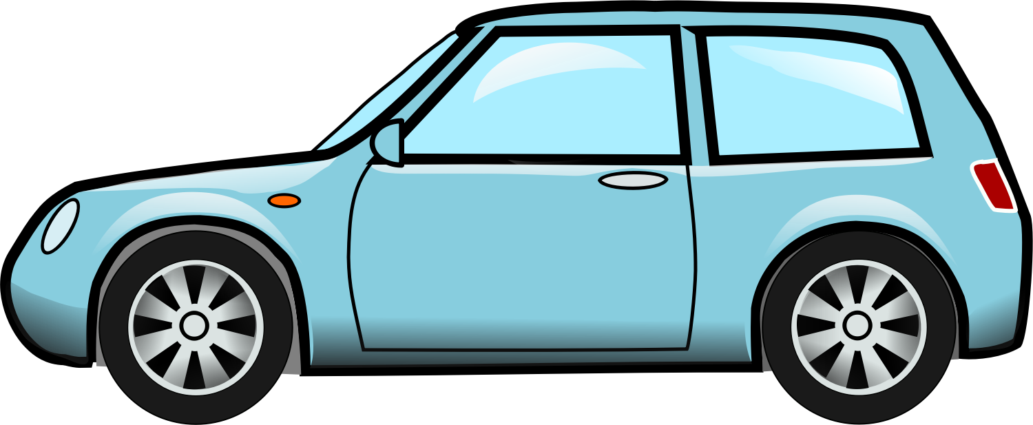 Blue Car clipart transparent car Clipart car car