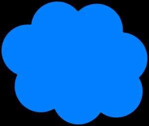 Blue clipart #14