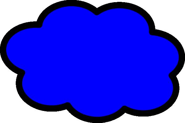Blue clipart Clker com Clker at clip