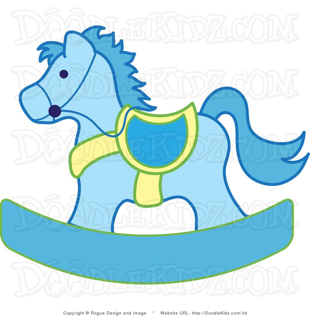 Blur clipart rocking horse Clipart harry Horseshoe Toys Toys