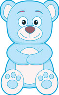 Teddy clipart children's #1